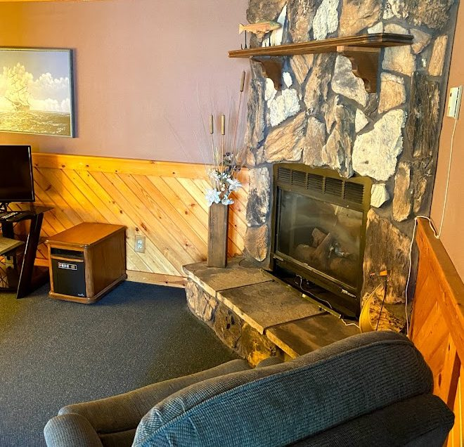 Cherokee Fireplace