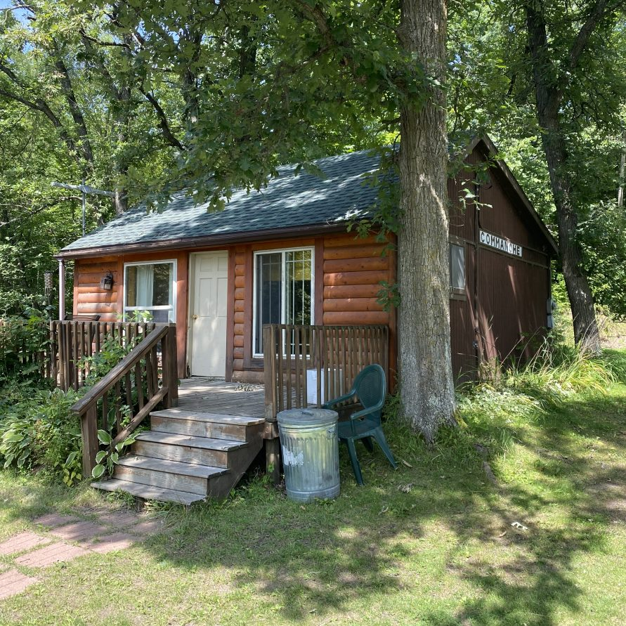 Cabin at TJs Timberline