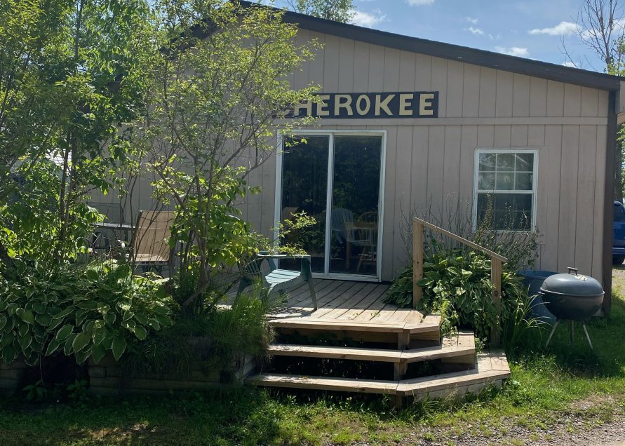 Cherokee Cabin at TJs Timberline